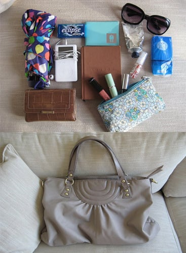 What's in Your Bag? London Style