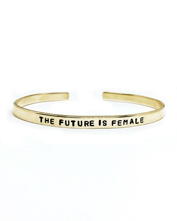 25 Pieces of Jewelry That Will Remind You and the World You're a Feminist