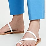 K. Jacques Actium Toe Ring Sandals