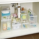Stackable Under Sink Organisation Starter Kit
