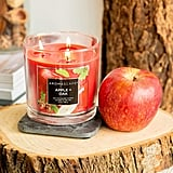 Apple and Oak Aromascape 3-Wick Scented Jar Candle