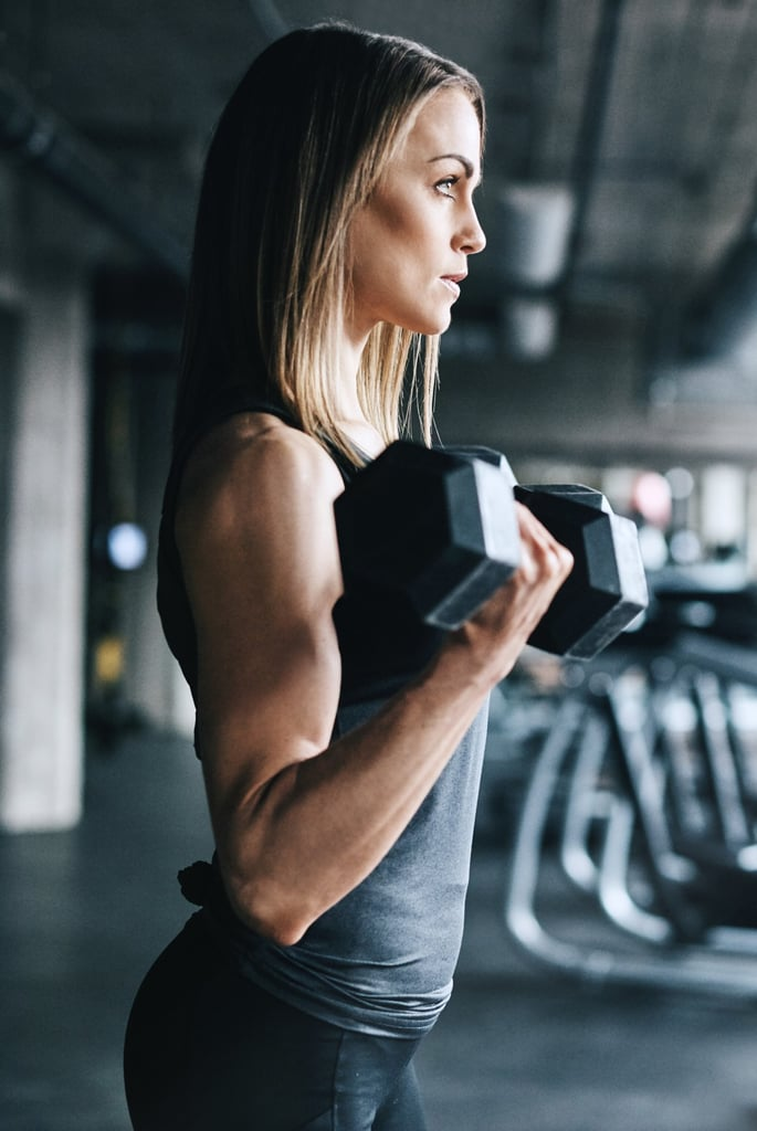Get Strong Arms, Lean Legs, and a Carved Core With This Basic (but Effective!) Dumbbell Workout