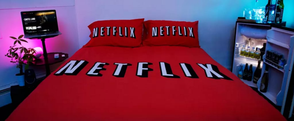Airbnb Has a Netflix and Chill Room For Rent — We're Not Kidding