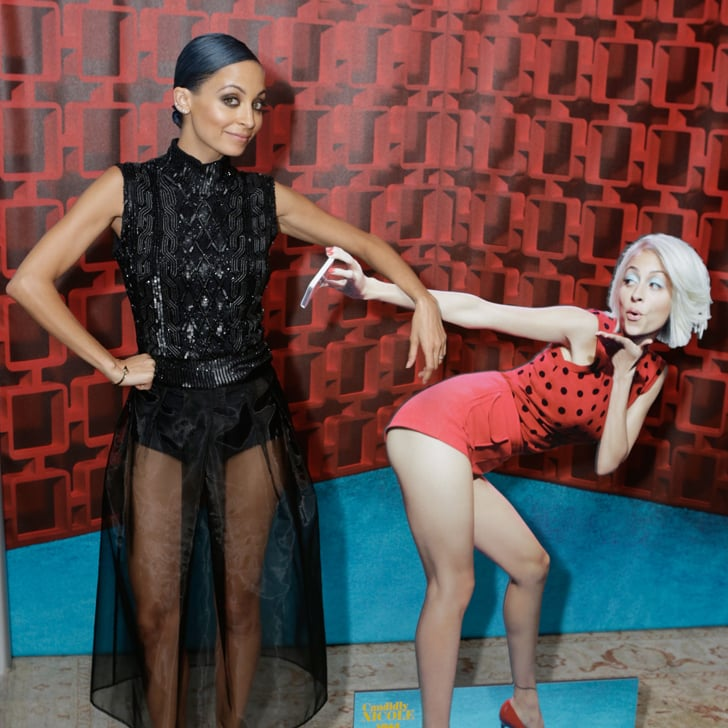 All the Proof That Nicole Richie Is Just as Funny as She Is Stylish