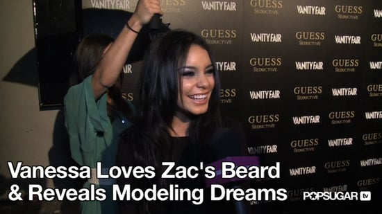 Video of Vanessa Hudgens on the Red Carpet For Guess 2010-09-30 10:47:28