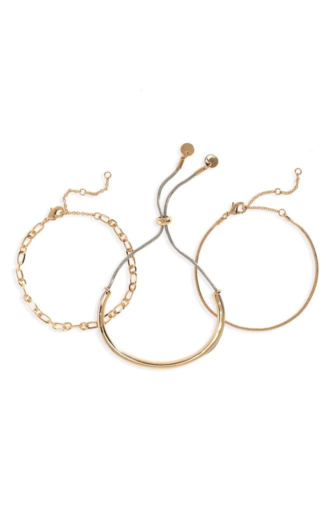 BP. Slider Bracelet Set