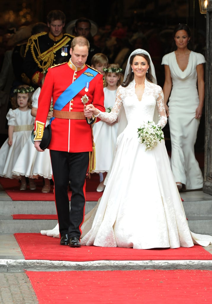 Wedding dress of kate middleton images