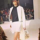 We already know the new Phillip Lim bags are going to be huge for Spring.