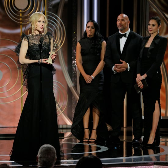 Golden Globes Awards Shows the Power of Women