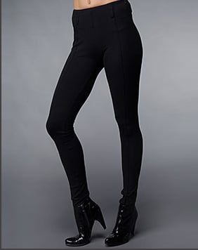 Zip Front Stirrup Pant $27, Kira Plastinina