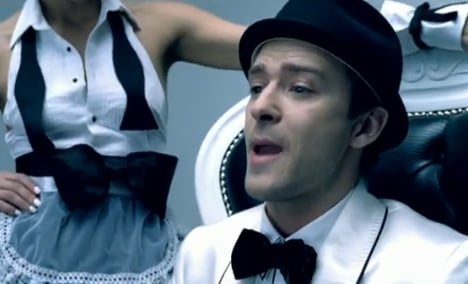 "Video for Justin Timberlake and Timberland's New Single ""Carry Out."""