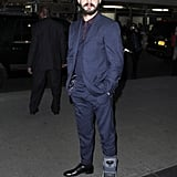 Shia LaBeouf at The Company You Keep NYC Premiere