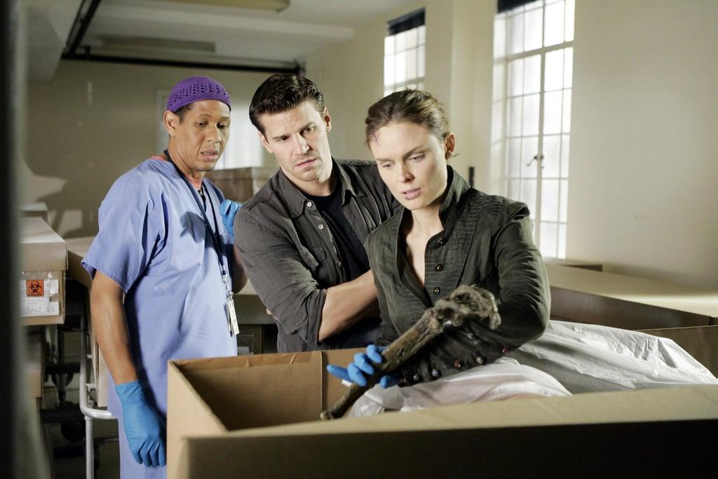 Bones Premiered on the Same Night as Supernatural