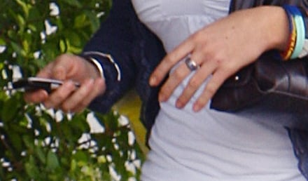 Chelsy Davy, Prince Harry's girlfriend with unmanicured nails