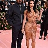 Kanye West Met Gala Jacket 2019