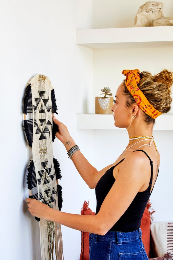 House of Harlow 1960 x Etsy Macrame Woven Wall