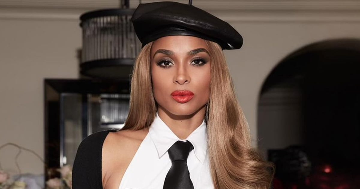 """Ciara's Version of a """"Birthday Suit"""" Is Classic, Sexy, and So Her.jpg"""