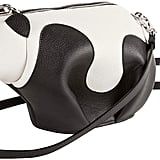 The Loewe Panda Leather Crossbody Bag ($1,290) might be a standout, but in the black and white colorway, it's practically a neutral.