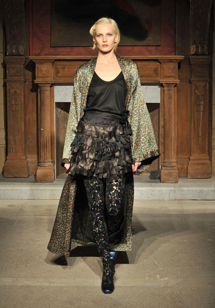 New York Fashion Week: Cynthia Rowley Fall 2009