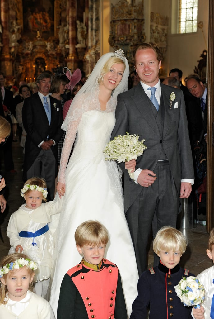 Princess Felipa and Christian Dienst
