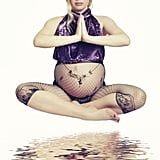 Prenatal yoga is good for you.