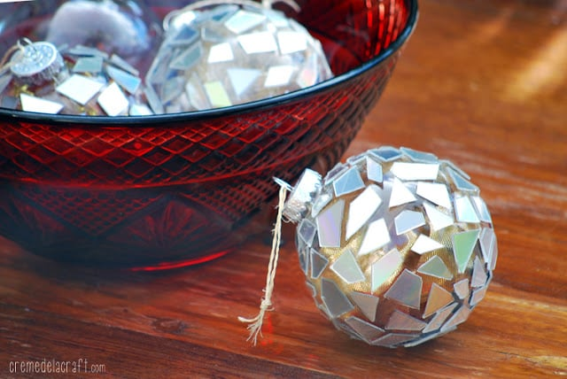 CD Ornaments