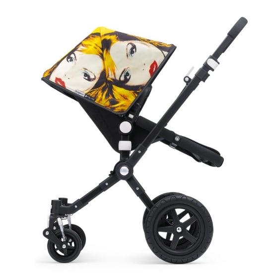 Andy Warhol + Bugaboo Cameleon Blondie Stroller
