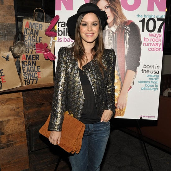 Brocade Jackets (Celebrity Pictures and Shopping)
