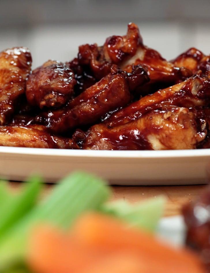 Buffalo Wild Wings' Honey-Barbecue Wings