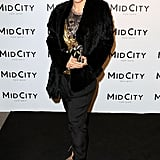 Pictures of Nicole Richie at Mid City Centre in Sydney