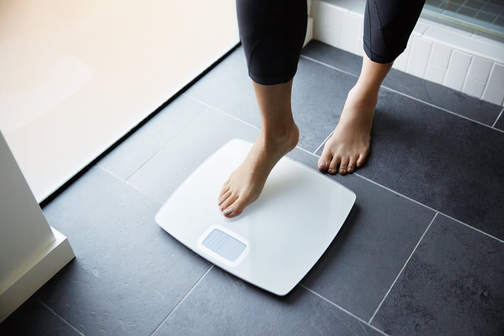 What if I weigh a little less after sweating?