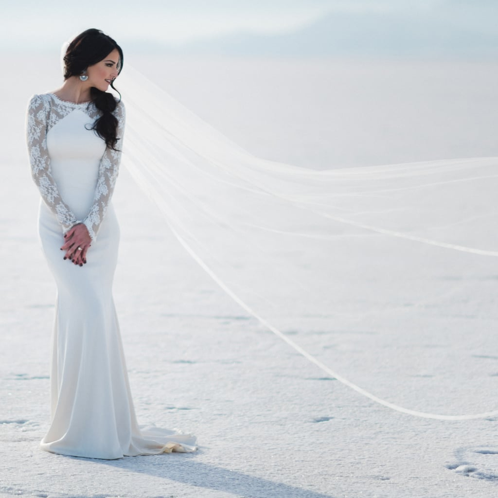Winter wedding dresses popsugar fashion junglespirit Gallery