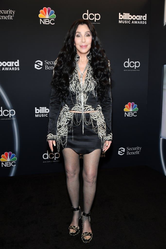 Cher at the 2020 Billboard Music Awards