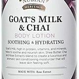 Nubian Heritage Goat's Milk & Chai Body Lotion