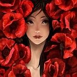 the poppy girl