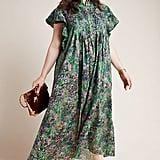 Cynthia Rowley Floral Maxi Dress