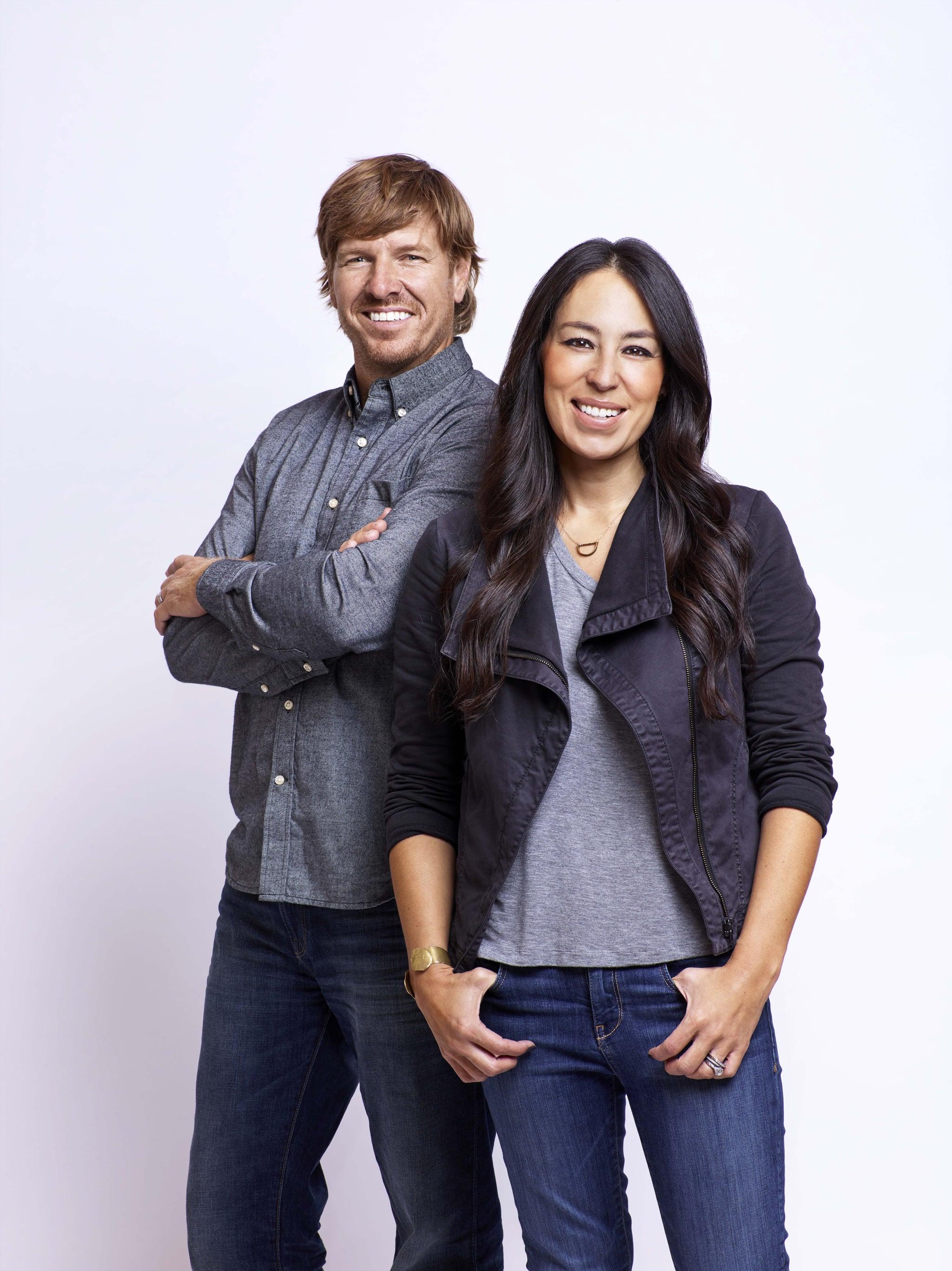 Chip And Joanna Gaines In Entrepreneur Magazine Popsugar