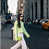 How to Wear Neon Trend