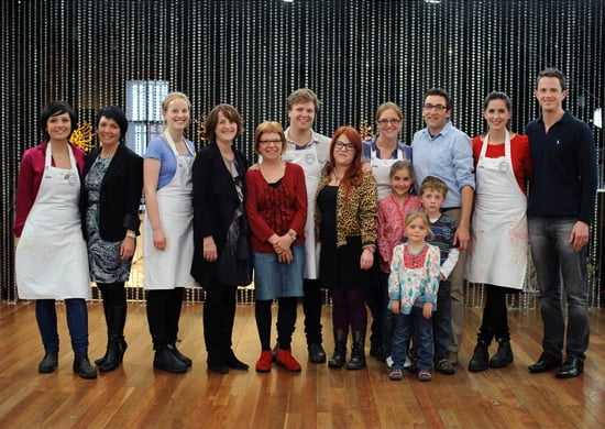Pictures of Top 5 MasterChef Contestants Michael, Kate, Alana, Ellie and Dani With Their Families