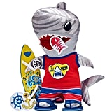 Build-A-Bear Shark Week Tiger Shark Gift Set