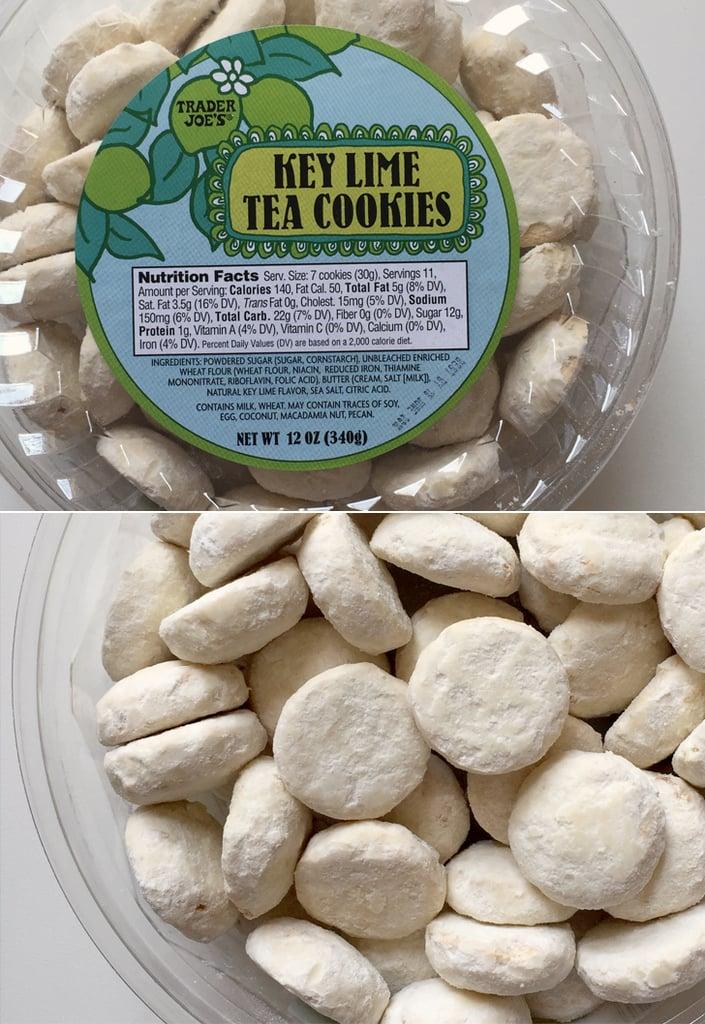 Try This: Key Lime Tea Cookies ($4)