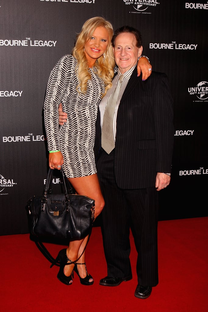 She was thrust into Australian headlines when she married Aussie medical entrepreneur and football club owner Geoffrey Edelsten in late 2009 — he was 66 to her 25.