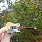 "Harry Styles' ""Fender Telecaster"" Guitar Pin"