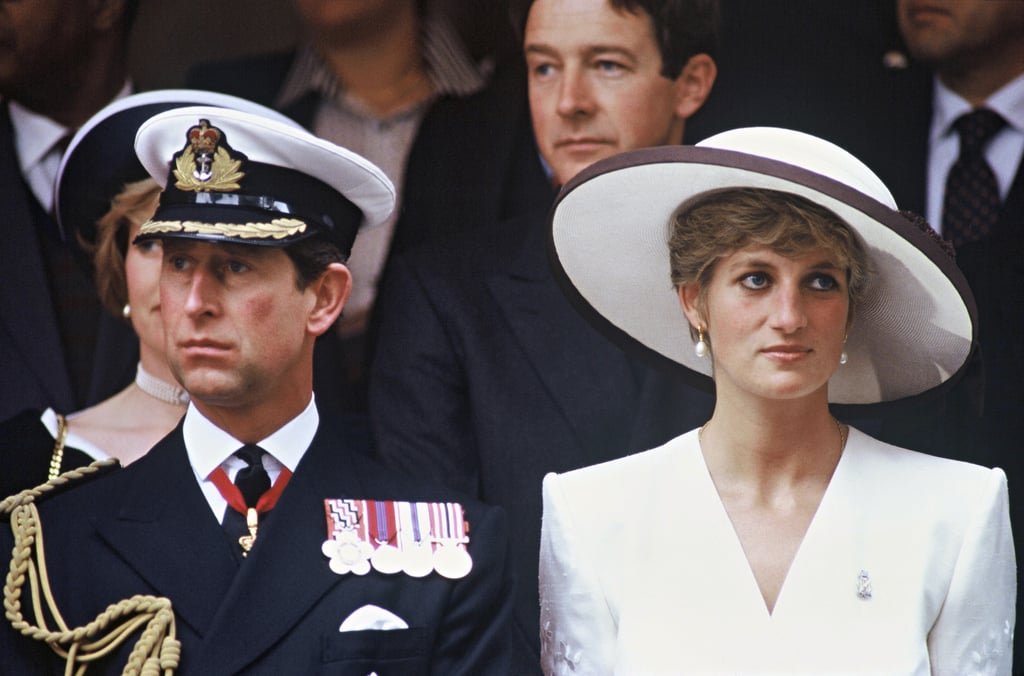 They were very much on duty at the 1991 Gulf War Victory Parade in London, England.