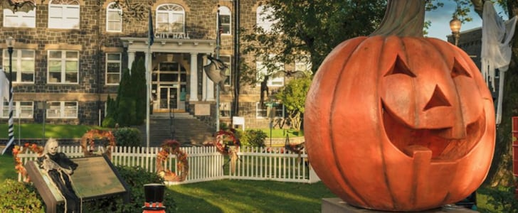 Halloweentown Is an ACTUAL PLACE You Can Visit — No, Seriously