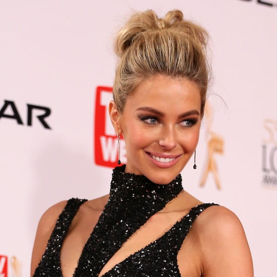 Pictures of Jennifer Hawkins at the 2013 Logies