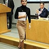 إيما واتسون إطلالة زادي الأمم المتّحدة 2016