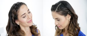 A 5-Minute Hairstyle That Doesn't Look Lazy