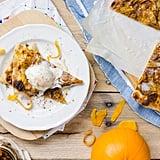 Pumpkin Spice Dessert Pizza