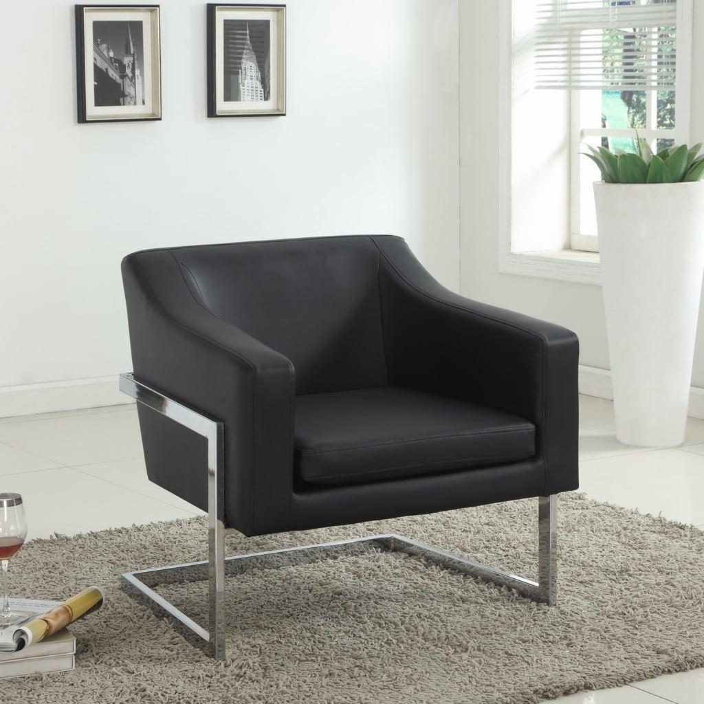 Best Master Furniture's Modern Club Chair